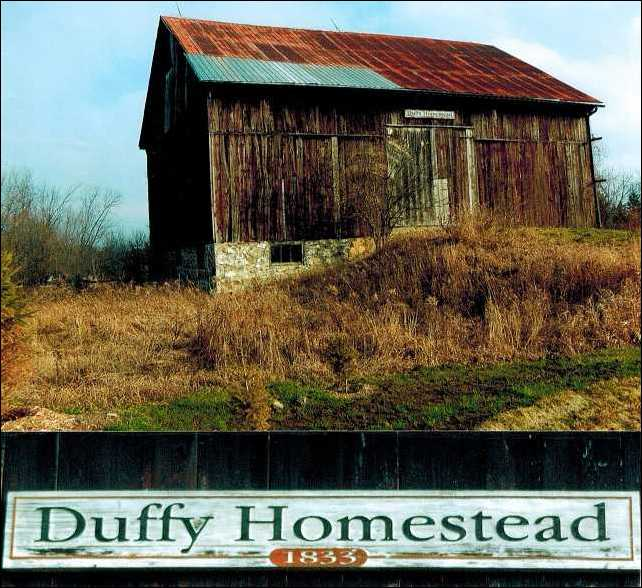 Duffy barn
